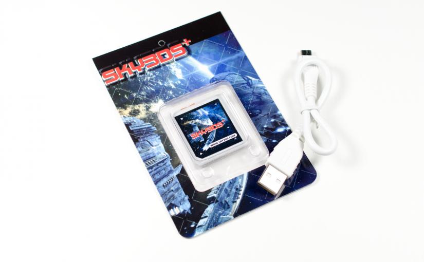Sky3DS+ Verbesserte 3DS Flashkarte mit dem Plus